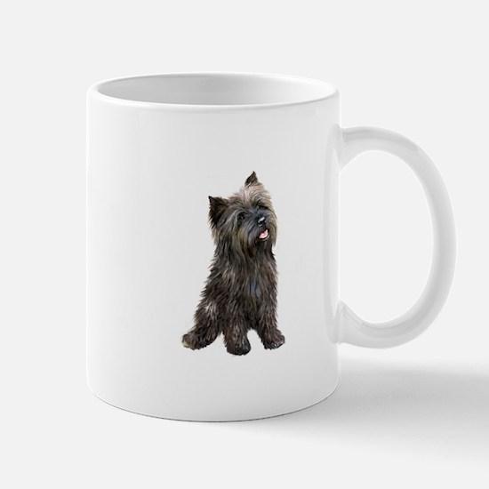 Brindle Cairn (#14) Mug