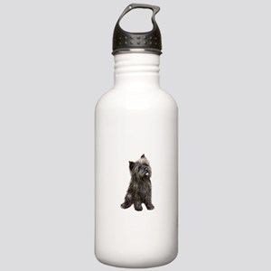 Brindle Cairn (#14) Stainless Water Bottle 1.0L