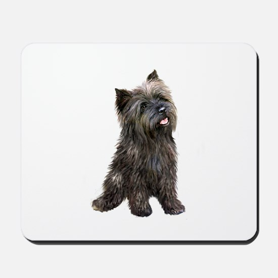 Brindle Cairn (#14) Mousepad
