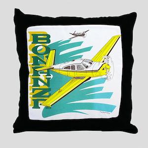 Bonanza II Throw Pillow
