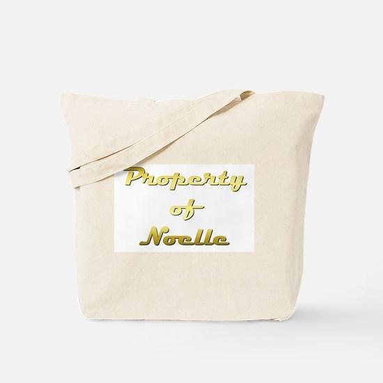 Property Of Noelle Female Tote Bag