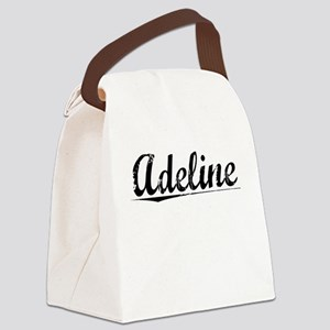 Adeline, Vintage Canvas Lunch Bag