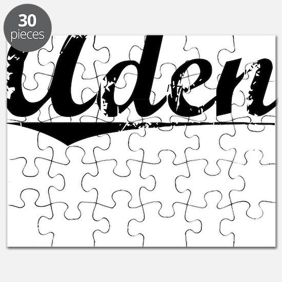 Aden, Vintage Puzzle