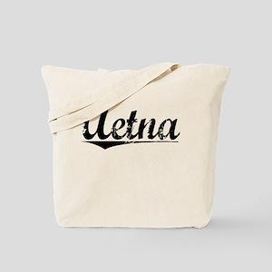 Aetna, Vintage Tote Bag