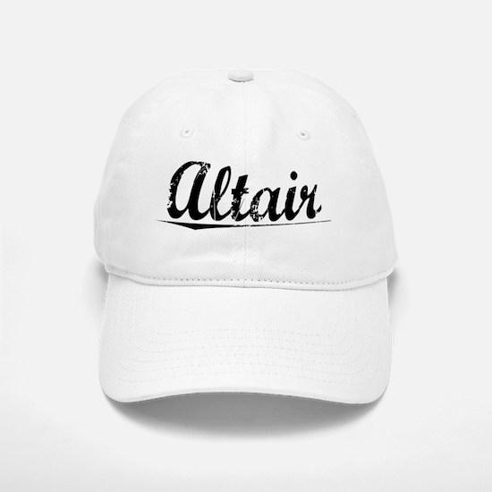 Altair, Vintage Baseball Baseball Cap