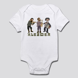 Klezmer Infant Bodysuit