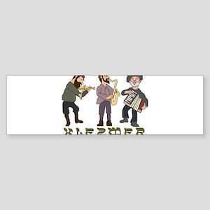 Klezmer Bumper Sticker