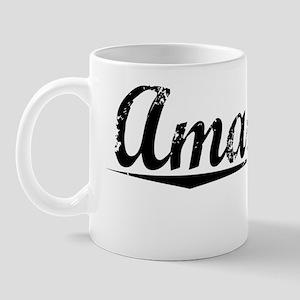 Amazonia, Vintage Mug