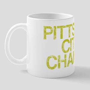 PITTSBURGH, Vintage, Mug