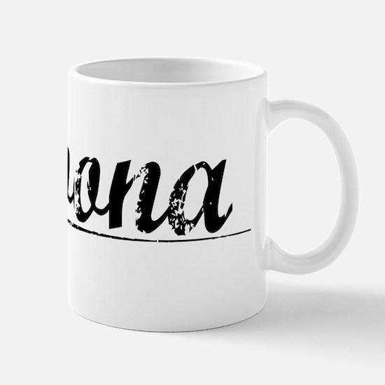 Altoona, Vintage Mug