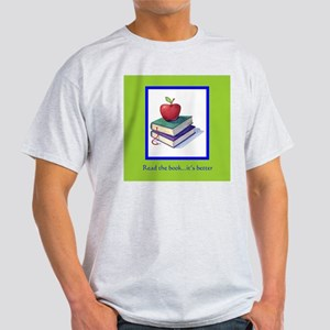TEACHERS READ THE BOOK Light T-Shirt