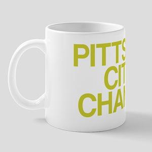 Pittsburgh - City Of Champions Mug