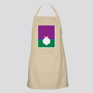 Drink with logo copy Apron