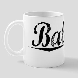 Balfour, Vintage Mug