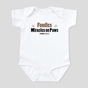 Foodle dog Infant Bodysuit