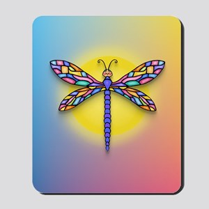 Dragonfly1 - Sun Mousepad