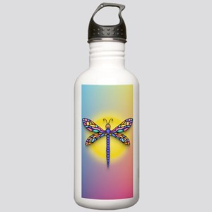 Dragonfly1 - Sun Stainless Water Bottle 1.0L