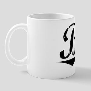 Bebe, Vintage Mug