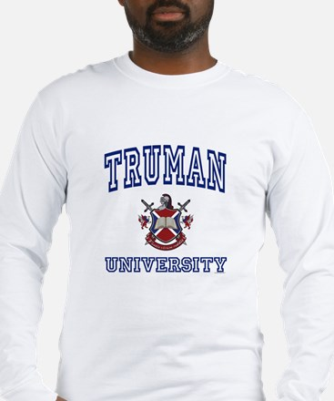 TRUMAN University Long Sleeve T-Shirt