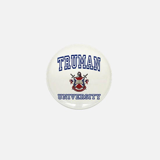 TRUMAN University Mini Button