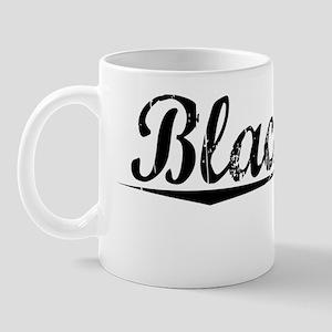 Blackfoot, Vintage Mug