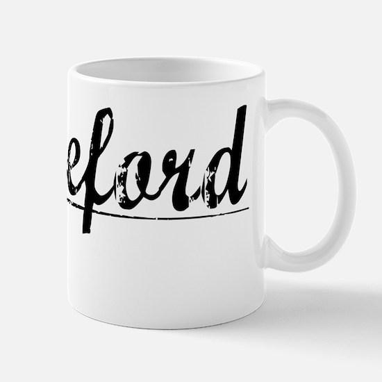 Biddeford, Vintage Mug