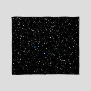 Constellation of Aries Throw Blanket