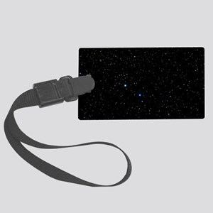 Constellation of Aries Large Luggage Tag