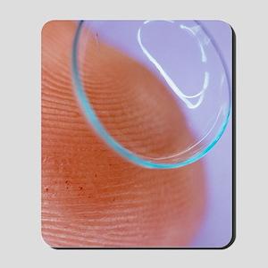 Contact lens Mousepad