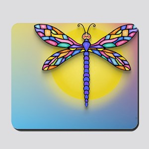 MP-Dragonfly1-SUN-gr1 Mousepad