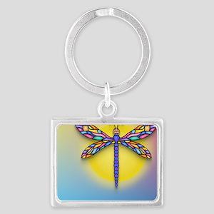 MP-Dragonfly1-SUN-gr1 Landscape Keychain