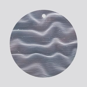 Contact lens surface, SEM Round Ornament