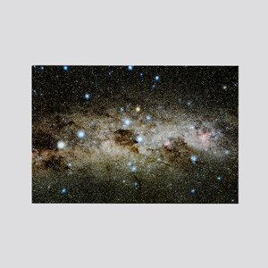 Crux constellation Rectangle Magnet