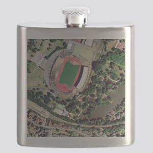 Crystal Palace Sports Centre, aerial view Flask