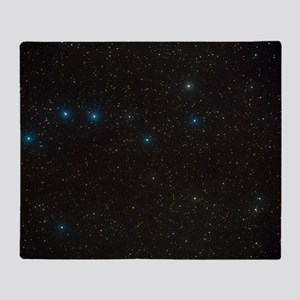 Constellation of Ursa Major, the Gre Throw Blanket
