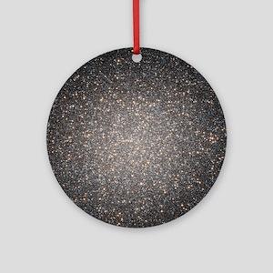 Core of Omega Centauri globular clu Round Ornament