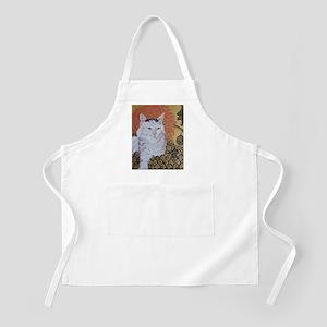 5x7 Klimt Cat Apron