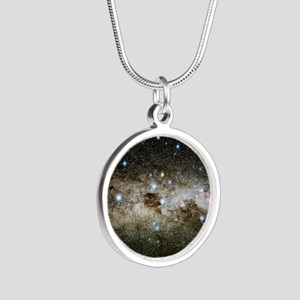 r5500532 Silver Round Necklace