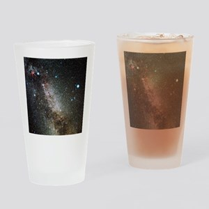 Cygnus and Lyra constellations Drinking Glass