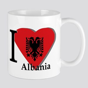 I love Albania Mug
