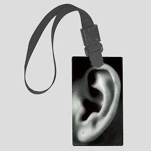 Ear Large Luggage Tag