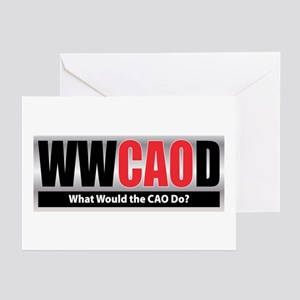 WW the CAO D Greeting Cards (Pk of 10)
