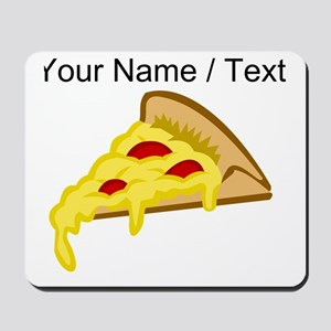Custom Pizza Slice Mousepad