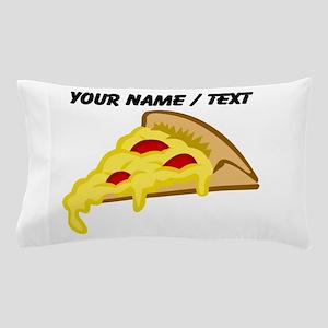 Custom Pizza Slice Pillow Case