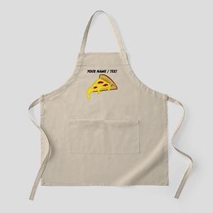 Custom Pizza Slice Apron