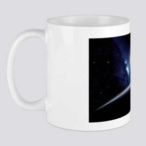 Earth-like extrasolar planet Mug