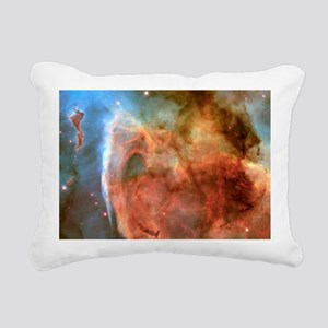 Eta Carinae nebula Rectangular Canvas Pillow