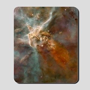 Eta Carinae nebula, HST image Mousepad