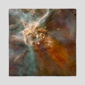 Eta Carinae nebula, HST image Queen Duvet