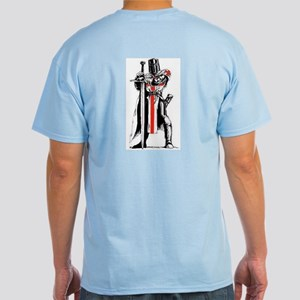 Templar Knights.com Light T-Shirt